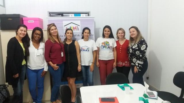 Secretaria de Assistência Social de Garopaba realiza capacitação