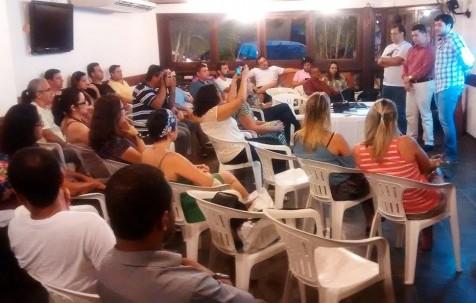Projeto Rota da Baleia Franca planeja ações para 2017