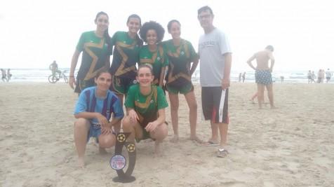 Garopaba sem stress promoveu torneio de beach soccer neste final de semana