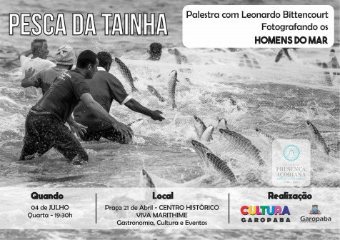 PESCA DA TAINHA, Tradição do Litoral Catarinense