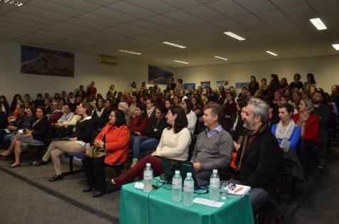 Seminário Final do PNAIC é realizado com sucesso em Garopaba