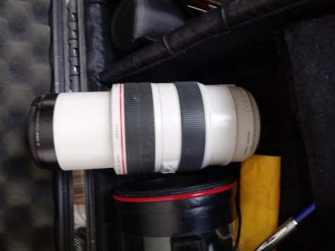 EF 70-300MM F/4-5.6L IS USM - COM 4 ANOS USO
