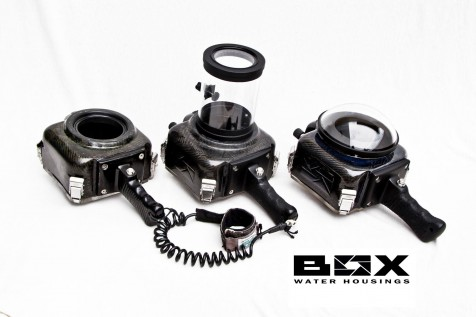 Box Water Housings